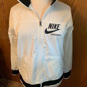 Nike full zip jacket, women's. BNWT!!